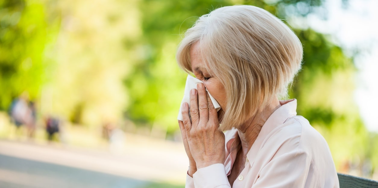 Seasonal Allergy Symptoms Holmdel NJ